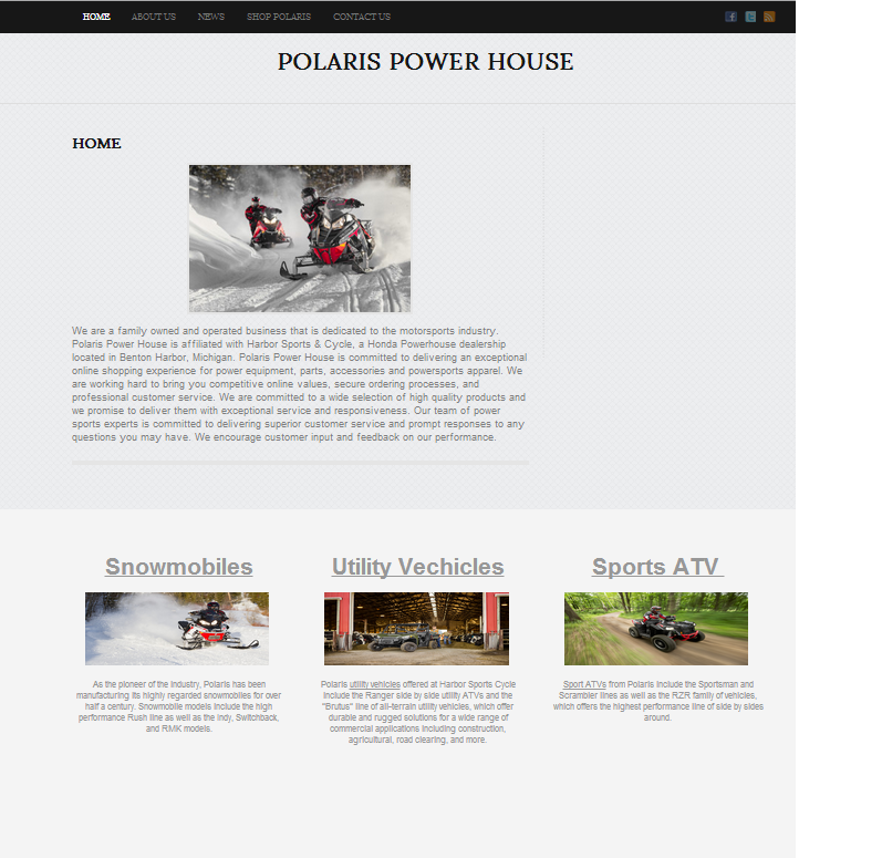 Polaris Power House